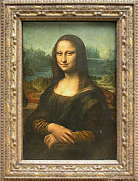 leonardo da vinci kända konstverk