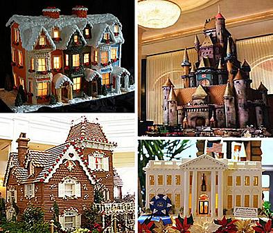 Hovbergs blogg otroliga pepparkakshus for Gingerbread house inspiration