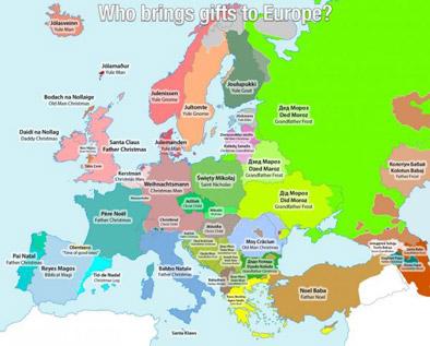 Karta Europa Tidszoner.Europas Huvudstdder Lista
